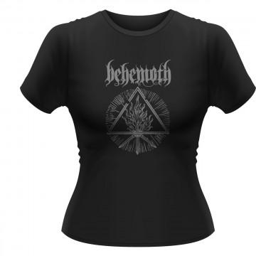Behemoth Furor Divinus Girls T-Shirt