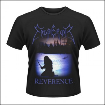 Emperor Reverence T-Shirt, Front & Back Print