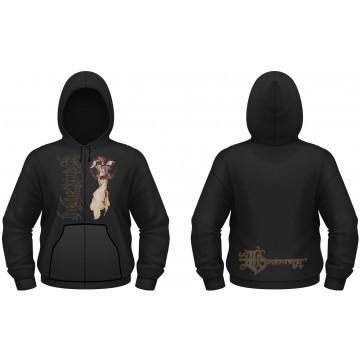 Behemoth Angel Hoodie With Zip