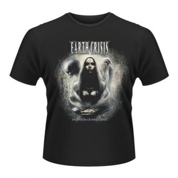 Earth Crisis Salvation Of Innocents T-Shirt
