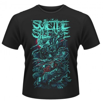 Suicide Silence Grim Reaper T-Shirt