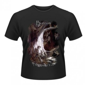 Burzum The Ways Of Yore T-Shirt