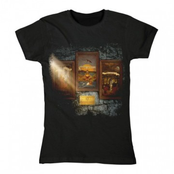 Opeth Communion Album Girls T-Shirt