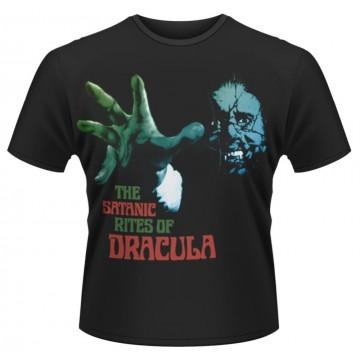 Plan 9 - Dracula Satanic Rites Of Dracula T-Shirt