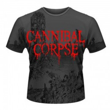 Cannibal Corpse A Skeletal Domain (All-Over Print) 2 T-Shirt