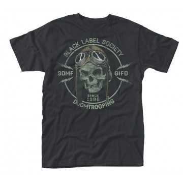 Black Label Society Doom Trooper T-Shirt