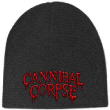 Cannibal Corpse Logo Beanie Hat.