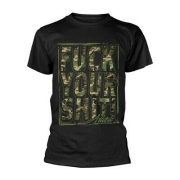 Atilla Fuck Your Shit T-Shirt