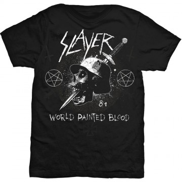 Slayer Dagger Skull T-Shirt