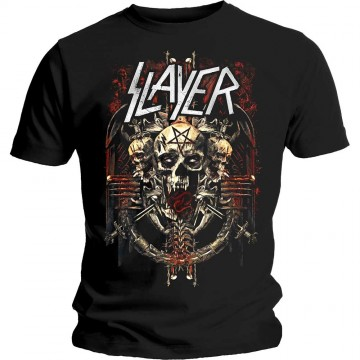 Slayer Demonic Admat T-Shirt