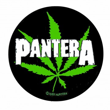 Pantera Leaf Patch