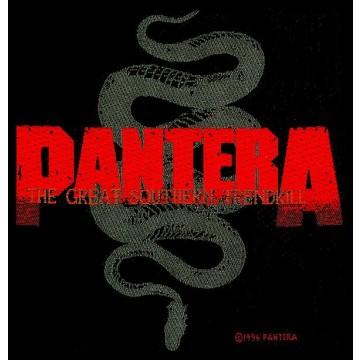 Pantera Great Southern Trendkill Patch