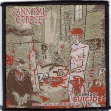 Cannibal Corpse Gallery Of Suicide Patch