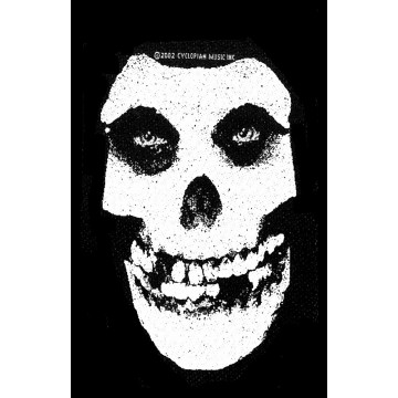 Misfits, The White Skull Patch