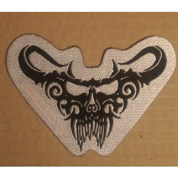 Danzig Tribal Cut Out Patch