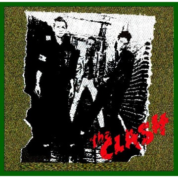 Clash, The The Clash Patch
