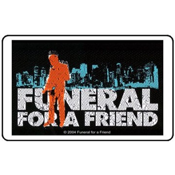 Funeral For A Friend Cityscape Patch