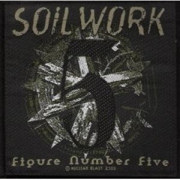 Soilwork Figure Number Five Patch