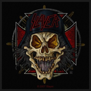 Slayer Slaytanic Wehrmacht Patch