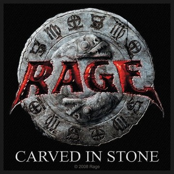 Rage Carved In Stone Patch