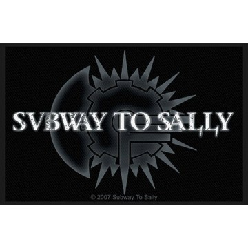 Subway To Sally Logo Patch