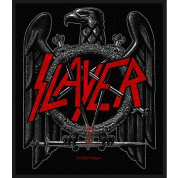 Slayer Black Eagle Patch