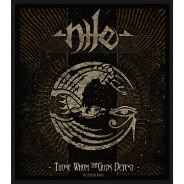 Nile Those Whom The Gods Detest Patch