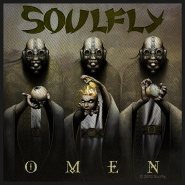 Soulfly Omen Patch