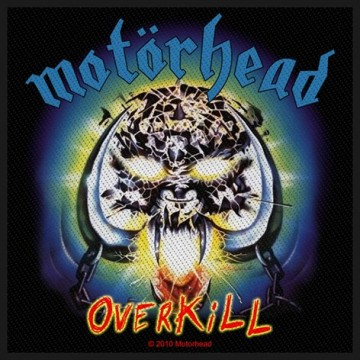 Motorhead Overkill Patch