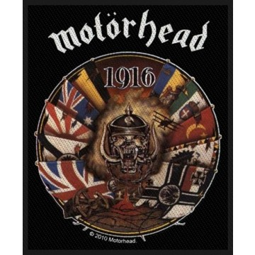 Motorhead 1916 Patch