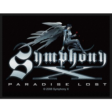 Symphony X Paradise Lost Patch