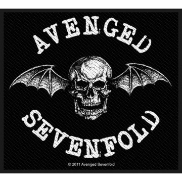 Avenged Sevenfold (A7X) Death Bat Patch
