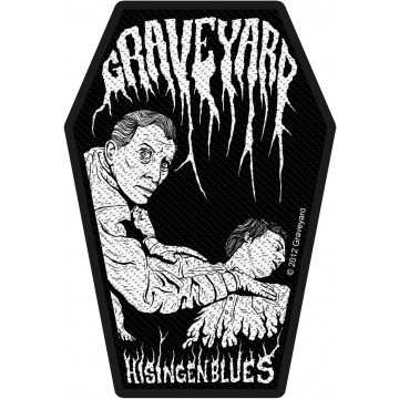Graveyard Hisingen Blues Patch