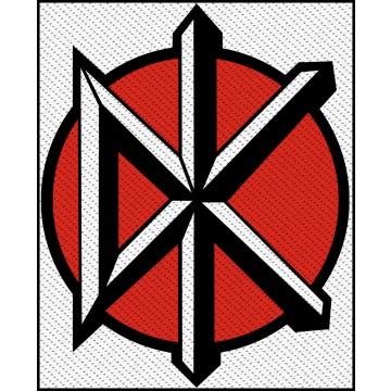 Dead Kennedys Dk Logo Patch