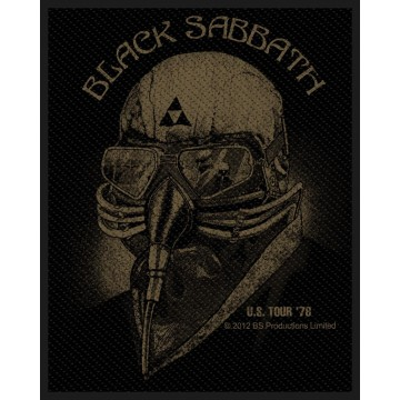 Black Sabbath Us Tour '78 Patch