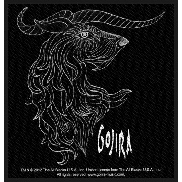 Gojira Horns Patch
