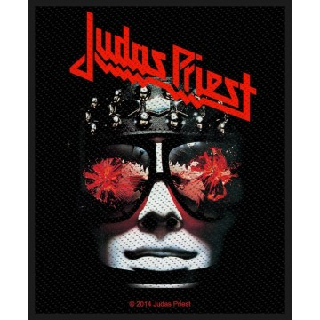Judas Priest Hell Bent For Leather Patch