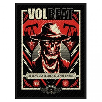 Volbeat Ghoul Frame Patch