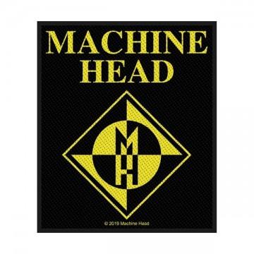 Machine Head Diamond Logo Patch