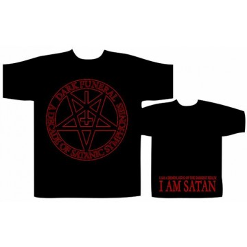Dark Funeral I Am Satan T-Shirt