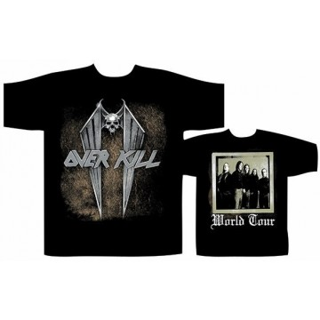 Overkill World Tour T-Shirt
