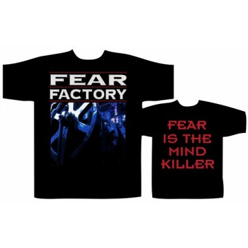 Fear Factory Fear Is The Mind Killer T-Shirt
