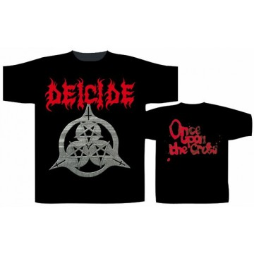 Deicide Once Upon The Cross T-Shirt.