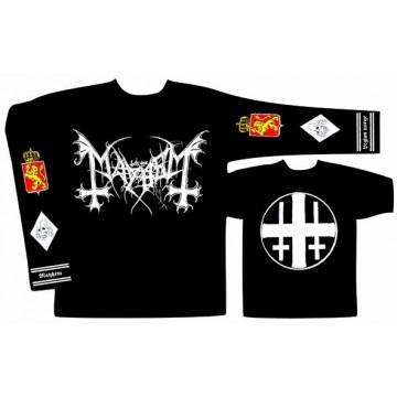 Mayhem Legion Norge T-Shirt