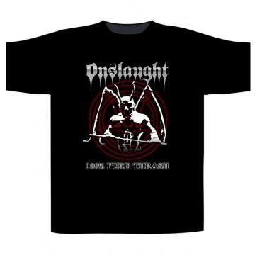 Onslaught 100% Pure Thrash T-Shirt