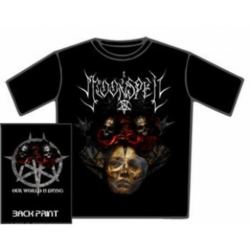 Moonspell Our World Is Dying T-Shirt