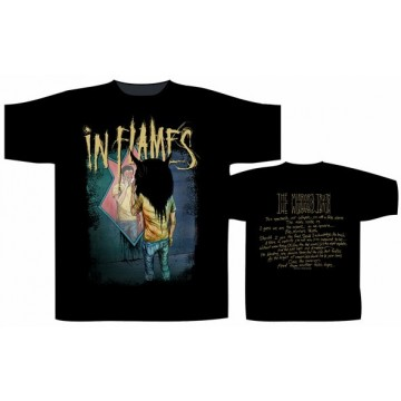 In Flames Mirrors Truth T-Shirt.