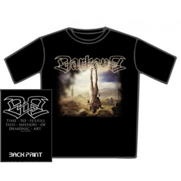 Darkane Demonic Art T-Shirt