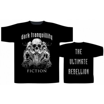 Dark Tranquility The Ultimate Rebellion T-Shirt