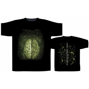 Benighted Insane Cephalic Production T-Shirt